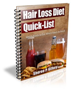 Nutrition and hair health