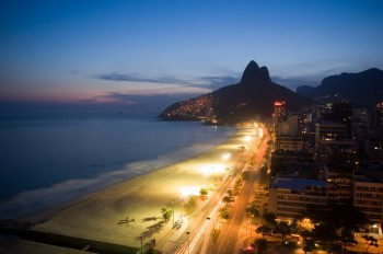 Beach of Ipanema