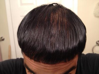 3-1/2 Months on Hair Loss Diet:  Picture Taken November 14, 2013